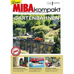 Gartenbahnen als Buch von