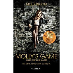 Molly's Game. Molly Bloom  - Buch