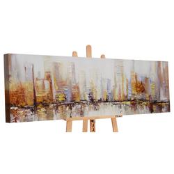 YS-Art Gemälde Morgens in Megapolis PS034Y