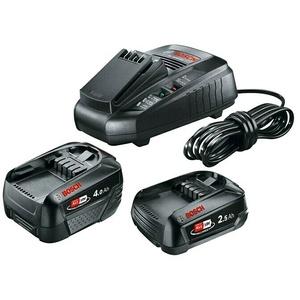 Bosch 18 V Power for All Starter-Set Pack&Go  (18 V, 2 Akkus, 2,5 - 4 Ah)