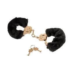 """Handschellen """"Deluxe Furry Cuffs"""", mit Plüsch"""