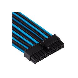 Corsair Premium Sleeved 24-Pin-ATX-Kabel Typ 4 Gen 4 Computer-Kabel