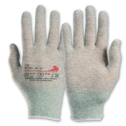 KCL Camapur® Comfort Antistatik 623 Schutzhandschuhe, antistatischer Schutzhandschuh, 1 Paar, Größe 9