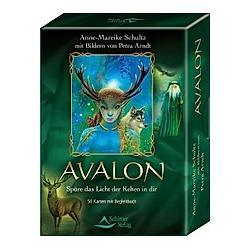Avalon, Kartenset
