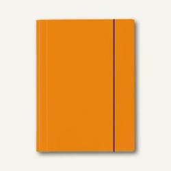 Veloflex Sammelmappe VELOCOLOR®, A3, Karton, 350 g/qm, orange, 6St., 4432330