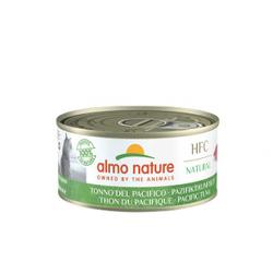 Almo Nature Classic Tonijn uit Stille Oceaan Blikken voor de kat   12 x 150 gram