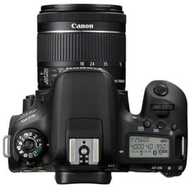 Canon EOS 77D + EF-S 18-55 mm IS STM
