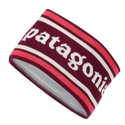 Patagonia POWDER TOWN HEADBAND Unisex Gr.ALL - Stirnband - rot