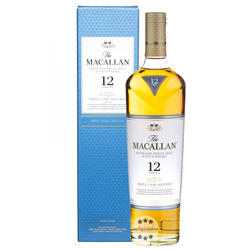 Macallan 12 Jahre Triple Cask Single Malt Whisky