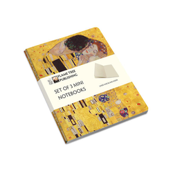 Gustav Klimt Mini Notebook Collection