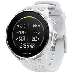 Suunto Suunto 9 - Sport-Smartwatch White