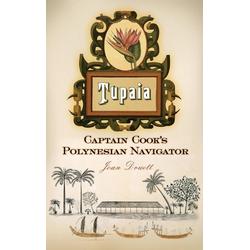 Tupaia als Buch von Joan Druett