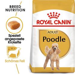 ROYAL CANIN Poodle Adult Hundefutter trocken für Pudel 1,5 kg