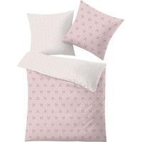 Kleine Wolke Bettwäsche Lucy, Kleine Wolke, mit modernen Blüten rosa