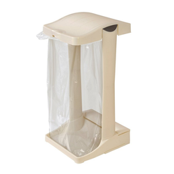 KiNDERWELT Müllsackständer PREMIUM mit integriertem Aufbewahrungsfach