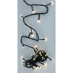 Lichterkette 96 LED Warm Weiß - innen & außen - 7 m