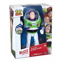 mTw Toy Story - Buzz Lightyear Sprechende Action Figur