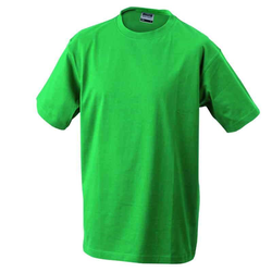 Basic T-Shirt S - 3XL | James & Nicholson irish-green XXL