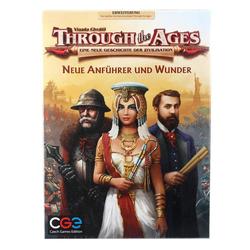 Czech Games Edition Spiel, Czech Games Edition Through the Ages - Neue Anführ