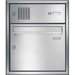 Elcom UP-Briefkasten-Anlage Ed.,Lsp,Kli,Einwurf EUT-1/1