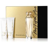 Elizabeth Arden My Fifth Avenue Eau de Parfum 100 ml + Body Lotion 30 ml + Shower Gel 30 ml Geschenkset