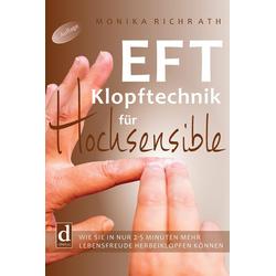 EFT Klopftechnik für Hochsensible als Buch von Monika Richrath