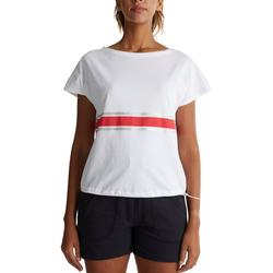 esprit sports T-Shirt mit regulierbarer Saumweite S (36)