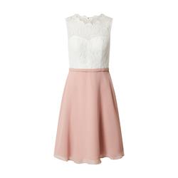mascara Damen Kleid rosé / elfenbein, Größe 44, 4818876