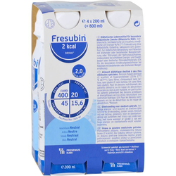 FRESUBIN 2 kcal DRINK Neutral Trinkflasche 800 ml