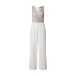 Vera Mont Damen Overall weiß / creme, Größe 42, 4799016