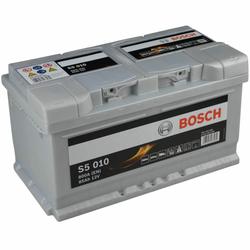 Bosch S5 010 Autobatterie 85Ah