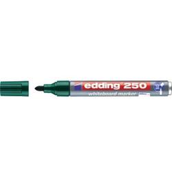 Edding 4-250004 250 whiteboard marker Whiteboardmarker Grün