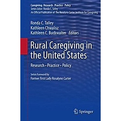 Rural Caregiving in the United States - Buch