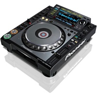 DJ CD- & MP3-Player