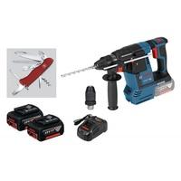 18V-26 F Professional inkl. 2 x 5,0 Ah + L-Boxx + Victorinox 0615990K5A