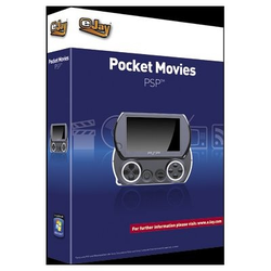 eJay Pocket Movies für PSP