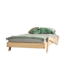 Łóżko Sabris młodzieżowe z drewna