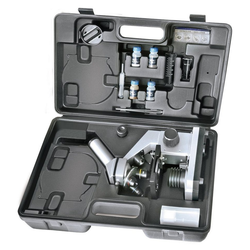 BRESSER junior Mikroskop Biolux CA 40x-1024x Mikroskop mit Handy Halterung