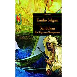 Sandokan. Emilio Salgari  - Buch