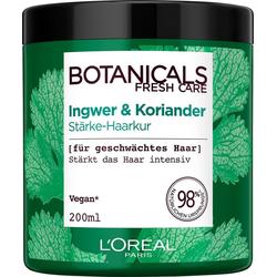 BOTANICALS Haarkur Ingwer und Koriander, stärkend