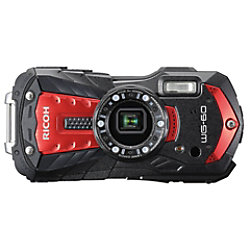 Ricoh Kamera WG-60 Rot
