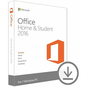 Microsoft: Office 2016 Home and Student, ( ESD )