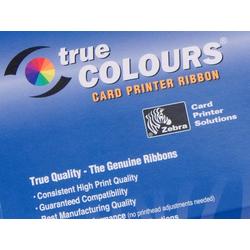 KrO-Farbband für P-Drucker-Serie (Transfer + Overlay) (500 Karten)
