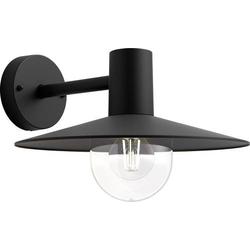 Philips Skua 1738230PN Außenwandleuchte LED E27 42W Schwarz