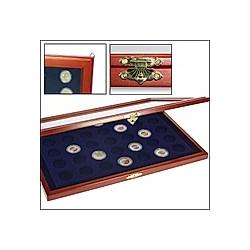 Münzen-Vitrinen für 35 St. 10-Euro-Münzen