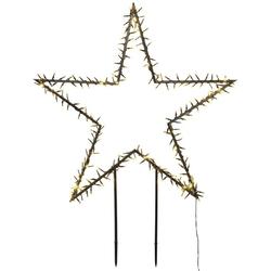 Gartenstecker mit LED-Beleuchtung Ø 90 cm