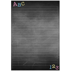 MySpotti Wandsticker Leni (1 Stück), mit Whiteboard-Oberfläche