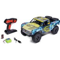 CARSON Amphi Pow.Truck 2.4G 100% RTR Spielzeugmodell, Gelb