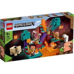 LEGO Minecraft Spiel, LEGO® Minecraft™ 21168 Der Wirrwald