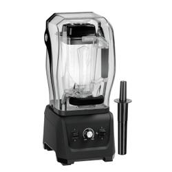 Bartscher PRO XTRA Blender, 2,5 Liter, Leistungsstarker Mixer mit Lärmschutzhaube, 1 Stück